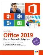 Cover-Bild zu Office 2019 (eBook) von Klaßen, Robert