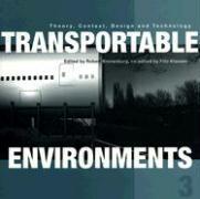 Cover-Bild zu Transportable Environments 3 von Kronenburg, Robert (University of Liverpool, UK) (Hrsg.)