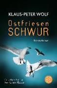 Cover-Bild zu Wolf, Klaus-Peter: Ostfriesenschwur (eBook)