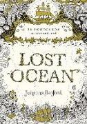 Cover-Bild zu Basford, Johanna: Lost Ocean: 36 Postcards to Color and Send