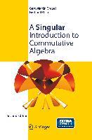 Cover-Bild zu Greuel, Gert-Martin: A Singular Introduction to Commutative Algebra
