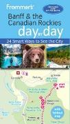 Cover-Bild zu eBook Frommer's Banff day by day