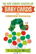 Cover-Bild zu Carle, Eric: Very Hungry Caterpillar Baby Cards for Milestone Moments
