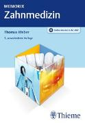 Cover-Bild zu Memorix Zahnmedizin von Weber, Thomas