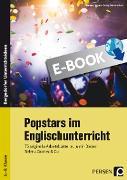 Cover-Bild zu Popstars im Englischunterricht (eBook) von Jaglarz, Barbara