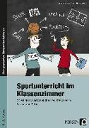 Cover-Bild zu Sportunterricht im Klassenzimmer von Jaglarz, Barbara