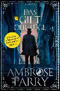 Cover-Bild zu Parry, Ambrose: Das Gift der Lüge (eBook)