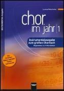 Cover-Bild zu Chor im Jahr 1. Instrumental-Ausgabe von Maierhofer, Lorenz