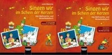Cover-Bild zu Singen wir im Schein der Kerzen. Medienpaket von Maierhofer, Lorenz