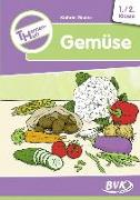 Cover-Bild zu Themenheft Gemüse von Zindler, Kathrin