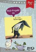 """Cover-Bild zu DaZ fit: DaZ-Projekt zu """"Steinsuppe"""" von Zindler, Kathrin"""
