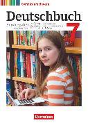 Cover-Bild zu Deutschbuch Gymnasium, Bayern - Neubearbeitung, 7. Jahrgangsstufe, Servicepaket mit CD-Extra, Handreichungen, Kopiervorlagen, Schulaufgaben von Gräwe, Sabine