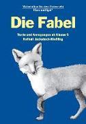 Cover-Bild zu Die Fabel von Jückstock-Kiessling, Nathali