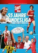 Cover-Bild zu Brügelmann, Matthias (Hrsg.): 55 Jahre Bundesliga