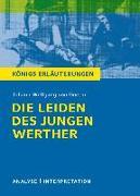 Cover-Bild zu Goethe, Johann Wolfgang von: Die Leiden des jungen Werther von Johann Wolfgang Goethe