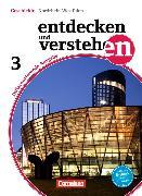 Cover-Bild zu Berger, Michael: Entdecken und Verstehen 3. Differenzierende Ausgabe. Schülerbuch. NW