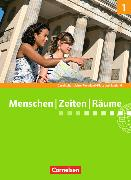 Cover-Bild zu Berger-v. d. Heide, Thomas (Hrsg.): Menschen Zeiten Räume 1. Neue Ausgabe. Schülerbuch. RP, SL