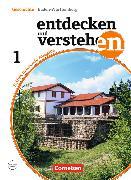 Cover-Bild zu Berger-v. d. Heide, Thomas (Hrsg.): Entdecken und Verstehen 1. Differenzierende Ausgabe. Schülerbuch. BW