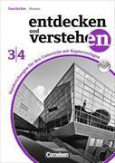 Cover-Bild zu Berger-v. d. Heide, Thomas (Hrsg.): Entdecken und Verstehen 3/4. Neubearbeitung. Handreichungen für den Unterricht, Kopiervorlagen mit CD-ROM. HE