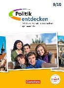 Cover-Bild zu Berger-v. d. Heide, Thomas: Politik entdecken 9./10. Schuljahr. Neue Ausgabe. Schülerbuch. NI