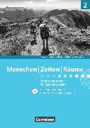 Cover-Bild zu Berger-v. d. Heide, Thomas (Hrsg.): Menschen Zeiten Räume - Gemeinschaftskunde 2. Differenzierende Ausgabe. Handreichungen für den Unterricht mit CD-ROM. RP