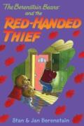 Cover-Bild zu Berenstain, Stan: Berenstain Bears Chapter Book: The Red-Handed Thief (eBook)