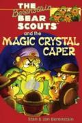 Cover-Bild zu Berenstain, Stan: Berenstain Bears Chapter Book: The Magic Crystal Caper (eBook)