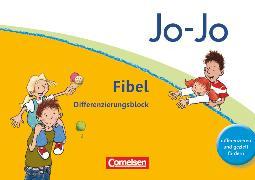 Cover-Bild zu Jo-Jo Fibel, Allgemeine Ausgabe 2011, Differenzierungsblock zur Fibel von Namour, Nicole
