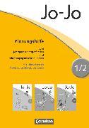 Cover-Bild zu Jo-Jo Fibel, Allgemeine Ausgabe 2011, Planungshilfe 1/2, Zum jahrgangsübergreifenden und jahrgangsgemischten Lernen von Stäpeler, Kai