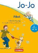 Cover-Bild zu Jo-Jo Fibel, Allgemeine Ausgabe 2011, Grundschrift flüssig schreiben, Arbeitsheft