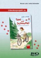 """Cover-Bild zu Literaturprojekt zu """"Toni und Schnuffel"""" von Lohr, Nicole"""