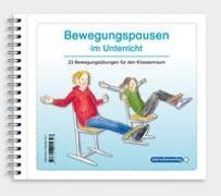 Cover-Bild zu Langhans, Katrin: Bewegungspausen im Unterricht für die 1. bis 4. Klasse
