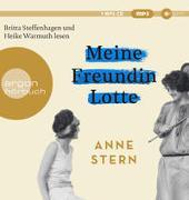 Cover-Bild zu Stern, Anne: Meine Freundin Lotte