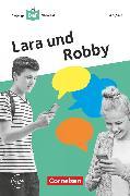 Cover-Bild zu Die junge DaF-Bibliothek, A1/A2, Lara und Robby, Eine Messenger-Geschichte, Lektüre mit Audios online von Kiesele, Kathrin