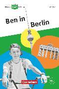 Cover-Bild zu Die junge DaF-Bibliothek, A1/A2, Ben in Berlin, Lektüre mit Audios online von Kiesele, Kathrin
