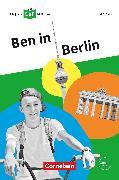 Cover-Bild zu Die junge DaF-Bibliothek / A1/A2 - Ben in Berlin (eBook) von Kiesele, Kathrin