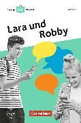 Cover-Bild zu Die junge DaF-Bibliothek: Lara und Robby, A1/A2 (eBook) von Kiesele, Kathrin