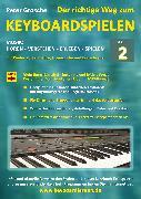 Cover-Bild zu Der richtige Weg zum Keyboardspielen (Stufe 2) (eBook) von Grosche, Peter