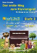 Cover-Bild zu Der erste Weg zum Klavierspiel (Stufe 3) (eBook) von Grosche, Peter