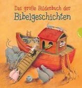 Cover-Bild zu Das große Bilderbuch der Bibelgeschichten von Natus, Uwe