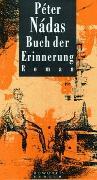 Cover-Bild zu Buch der Erinnerung von Nádas, Péter