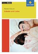 Cover-Bild zu Kabale und Liebe: Textausgabe mit Materialien von Schiller, Friedrich