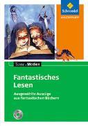 Cover-Bild zu Fantastisches Lesen. Textausgabe mit Materialien und MP3-Mini-CD von Peters, Jelko