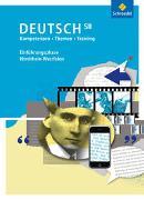 Cover-Bild zu Kompetenzen - Themen - Training: Arbeitsbuch für den Deutschunterricht von Fehr, Wolfgang