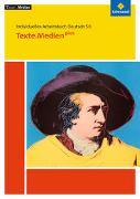 Cover-Bild zu Texte.Medien plus: Individuelles Arbeitsbuch Deutsch SII. Texte.Medien plus von Kunz, Christoph
