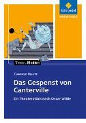 Cover-Bild zu Das Gespenst von Canterville. Ein Theaterstück nach Oscar Wilde. Texte.Medien von Maute, Gabriele