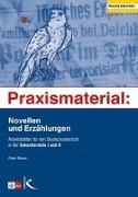 Cover-Bild zu Praxismaterial: Novellen und Erzählungen von Bekes, Peter