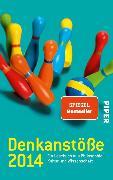Cover-Bild zu Denkanstöße 2014 (eBook) von Nelte, Isabella (Hrsg.)
