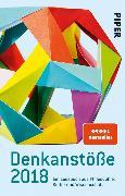 Cover-Bild zu Denkanstöße 2018 (eBook) von Nelte, Isabella (Hrsg.)