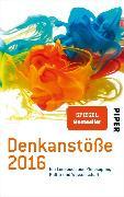 Cover-Bild zu Denkanstöße 2016 (eBook) von Nelte, Isabella (Hrsg.)